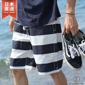 現貨海灘褲 休閒沙灘短褲 S-M