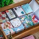 [拉拉百貨]收納鐵盒 飾品盒 鐵盒 圖案...