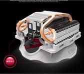 超頻三七星瓢蟲智能版 CPU散熱器4熱管