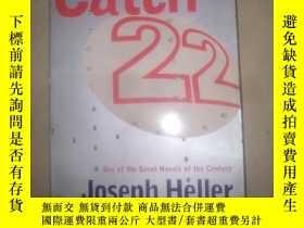 二手書博民逛書店罕見Catch-22Y263925