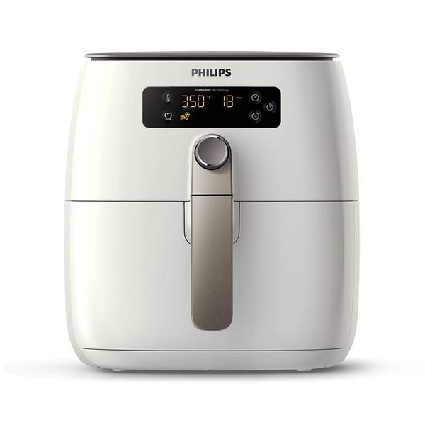 飛利浦PHILIPS新一代TurboStar健康氣炸鍋HD9642贈煎烤盤HD9940+烘烤鍋HD9925+防噴蓋+蛋糕模