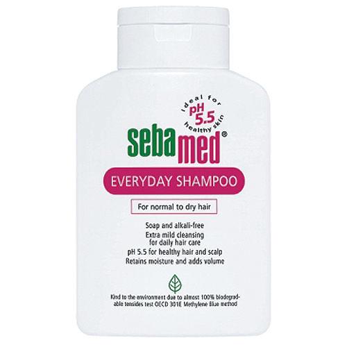 Sebamed施巴5.5 溫和洗髮精 400ml【新高橋藥妝】