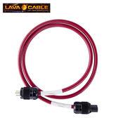 【敦煌樂器】LAVA LCCLDA6-R Caldera 6' 三孔電源線