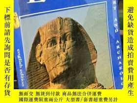 二手書博民逛書店ANCIENT罕見EGYPT english editionY1