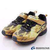 【MOONSTAR】機能童鞋-全新黃金爆發競速款-SSJ6693黃(20cm-25cm)