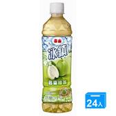 泰山冰鎮芭樂綠茶535ml*24【愛買】