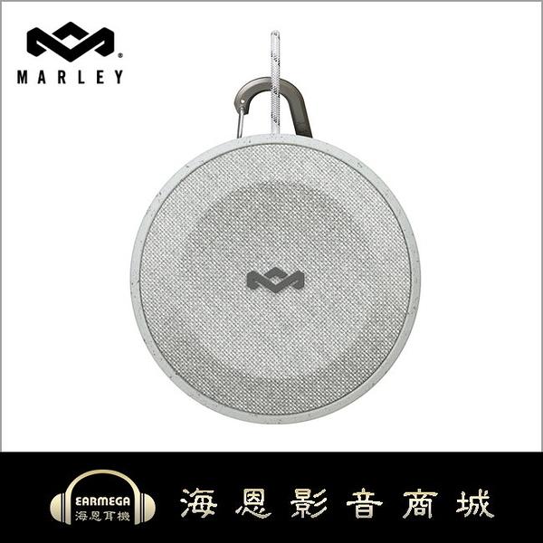 【海恩數位】Marley No Bounds 無線防水藍牙喇叭 堅持卓越音效 打造完美工藝 灰色