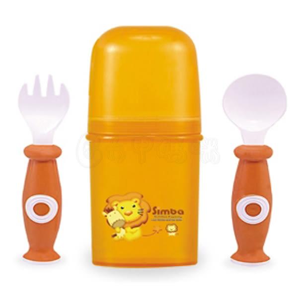 小獅王 Simba 辛巴環保衛生餐具組【六甲媽咪】