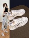 小白鞋女2021春季新款鞋子網紅百搭超火爆款休閑運動軟底帆布板鞋