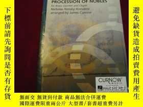 二手書博民逛書店Procession罕見of Nobles: For Brass