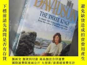 二手書博民逛書店The罕見Three Kings【36開 英文原版】 ()Y16472 Doris Davidson Harp
