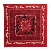 Deus Ex Machina  Manuel Bandana  方巾  -(紅)