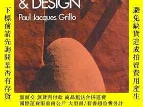 二手書博民逛書店Form,罕見Function, and DesignY3464