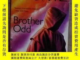 二手書博民逛書店英文原版罕見Brother Odd by Dean Koontz
