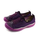 Kimo 休閒運動鞋 女鞋 紫色 針織 K18WF073229 no778