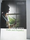 【書寶二手書T7/原文小說_GMZ】Pride and Prejudice傲慢與偏見_Jane Austen