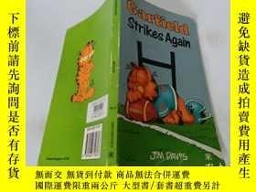 二手書博民逛書店Strikes罕見Again:又來了Y200392