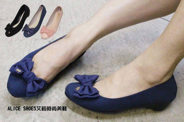 ALICE SHOES艾莉時尚美鞋 請把握!!搶鮮擁有低跟包鞋3cm以下@1782@MIT台灣製造