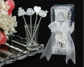 婚禮派對水果叉組 餐具 送客禮 婚禮小物【皇家結婚用品】