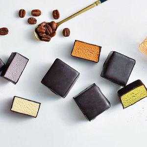 Spark Bite 高蛋白巧克力派:32入綜合口味組