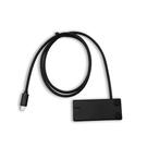Switch NS用 側邊隱藏式 視訊訊號轉接線 TYPE-C 快速充電設置對應C型轉換連接USB延長線 【玩樂小熊】