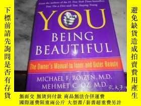 二手書博民逛書店YOU罕見BEING BEAUTIFUL 原來可以這樣美Y321