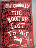 【書寶二手書T6/原文小說_NCU】Book of Lost Things_John Connolly