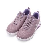 SKECHERS 健走系列 GOWALK AIR 綁帶氣墊運動鞋 藕粉 124337MVE 女鞋