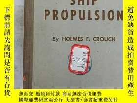 二手書博民逛書店nuclear罕見ship propulsion(H3115)Y