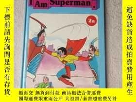 二手書博民逛書店I罕見Am Superman (The BIG BIRD S B
