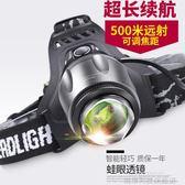 頭燈 led超亮充電式3000頭戴鋰電T6手電筒釣魚夜釣米打獵強光頭燈礦燈 城市科技
