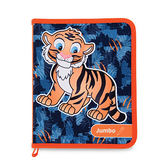 Tiger Family-Smart Kids 3D互動魔法著色繪本 - 老虎遊樂園-10支組