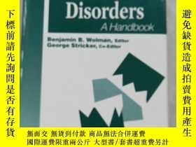 二手書博民逛書店英文原版《Anxiety罕見and Related Disord