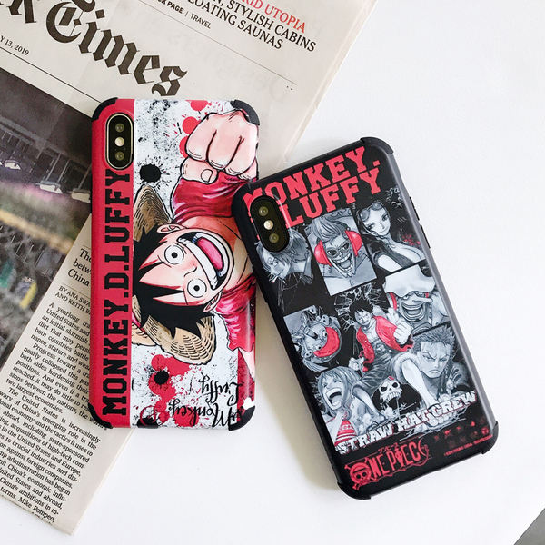 【SZ24】iphone 11手機殼 四角防摔路飛全包軟殼 iphone XS max i8 plus手機殼 iphone xr xs手機殼