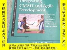 二手書博民逛書店Integrating罕見CMMI and Agile Development(集成CMMI和敏捷開發)平裝沒勾畫