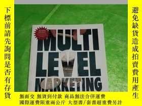 二手書博民逛書店MULT罕見LEVEL MARKETINGY413951 Will Marks SUMMIT 出版1997