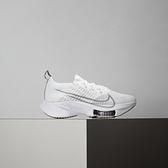 Nike Air Zoom Tempo Next% FK 女鞋 白 襪套 避震 運動 休閒 慢跑鞋 CI9924-101