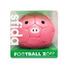 日本FOOTBALL ZOO 專業兒童足球-小豬[衛立兒生活館]