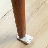桌椅腳墊(3入)  增高墊 桌腳增高 墊高 ABS  水平墊 門擋  椅腳 防護 降噪  防滑【K124】慢思行