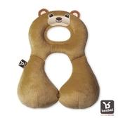 【愛吾兒】Benbat Travel Friend 旅遊好朋友 寶寶旅遊頸枕 1-4歲 小熊