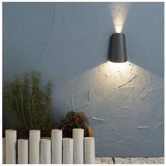 【燈王的店】 舞光 LED 11W 溫莎戶外壁燈 防水驅動器 上下投光 適用外牆 門廊 庭院 3000K ☆ OD2297