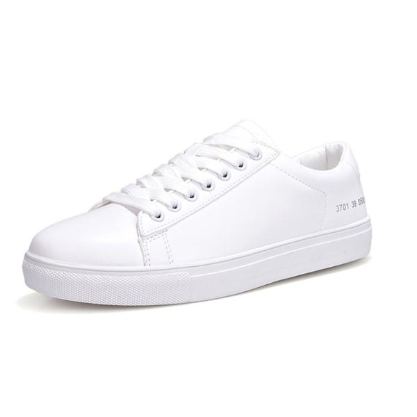 夏季透氣運動休閒男鞋子韓版潮流小白鞋男平板鞋男士百搭潮鞋 歌莉婭
