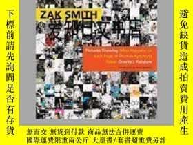 二手書博民逛書店【罕見】Zak Smith on Each Page of Th