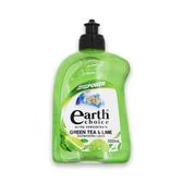【澳洲Natures Organics】植粹濃縮洗碗精(綠茶萊姆)500mlx4入-箱購
