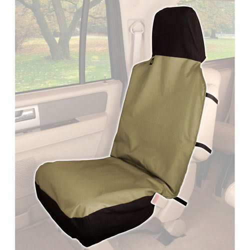 【寵物王國】美國SOLVIT寵物介護-副駕駛座防水椅套