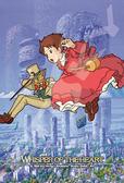 【拼圖總動員 PUZZLE STORY】心之谷 日本進口拼圖/Ensky/吉卜力/126P/迷你/透明塑膠