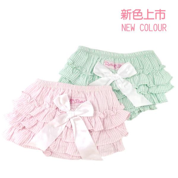 嬰幼兒蓬蓬裙 / 粉紅蛋糕褲裙- 美國RuffleButts