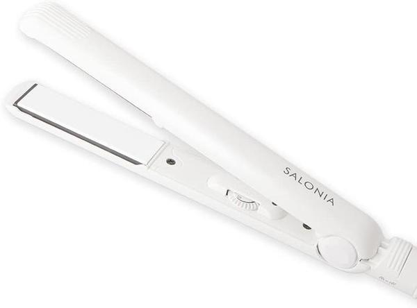 【日本代購-現貨】SALONIA 雙離子 直髮器 SL-004S海外應用24大米 SL-004SW