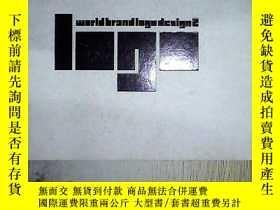 二手書博民逛書店World罕見Branding Logo Design Vol.