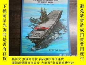 二手書博民逛書店U.S.S.罕見Enterprise (Cv-Six, the Most Decorated Ship of Wo